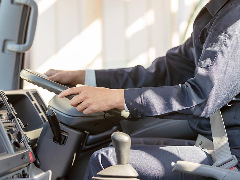 ドライバーのイメージ写真